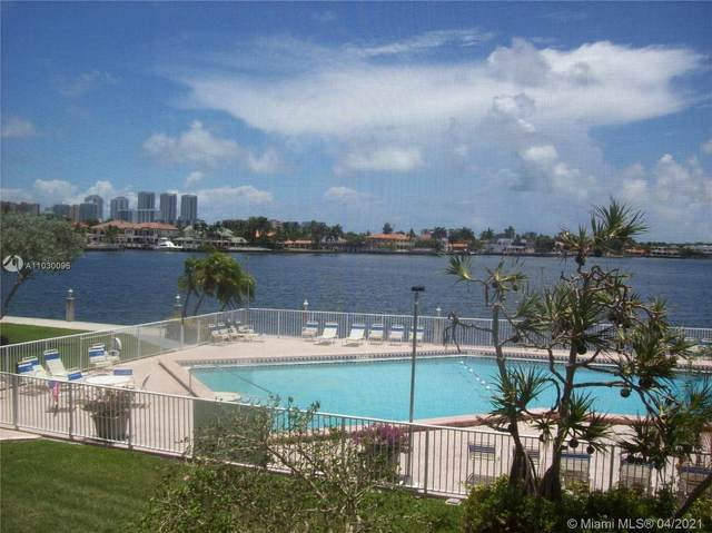 3010 Marcos Dr R110, Aventura, FL 33160 (MLS #A11030096) :: United Realty Group
