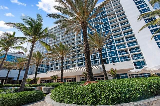 6801 Collins Ave #805, Miami Beach, FL 33141 (MLS #A11030108) :: Compass FL LLC
