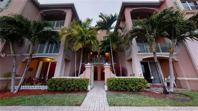 6360 NW 114 AV #205, Doral, FL 33178 (MLS #A11030119) :: Berkshire Hathaway HomeServices EWM Realty