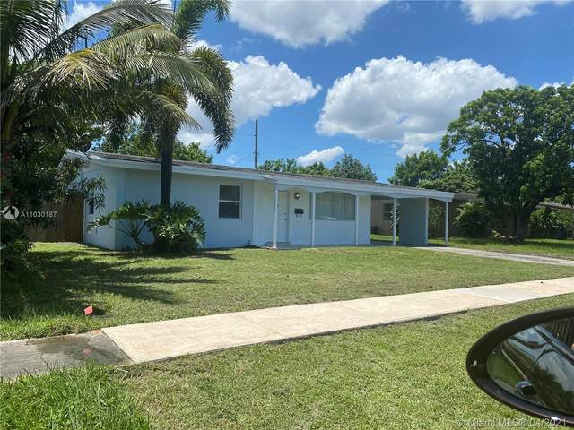 2911 NW 44th Ave, Lauderdale Lakes, FL 33313 (MLS #A11030187) :: The Rose Harris Group