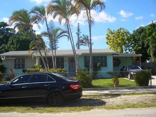 15230 NW 33rd Ave, Miami Gardens, FL 33054 (MLS #A11030194) :: Compass FL LLC