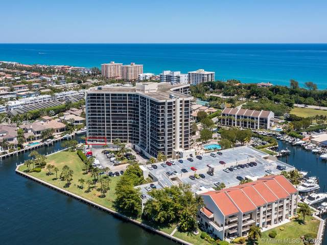 4740 S Ocean Blvd #206, Highland Beach, FL 33487 (MLS #A11030235) :: Compass FL LLC