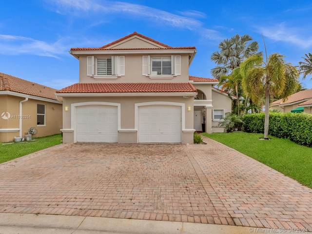 3396 SW 49th St, Hollywood, FL 33312 (MLS #A11030251) :: Podium Realty Group Inc