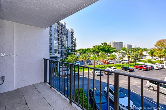 1000 Parkview Dr #307, Hallandale Beach, FL 33009 (MLS #A11030303) :: GK Realty Group LLC