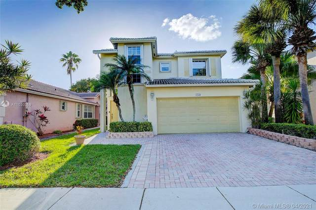 1258 NW 170th Ave, Pembroke Pines, FL 33028 (MLS #A11030359) :: United Realty Group