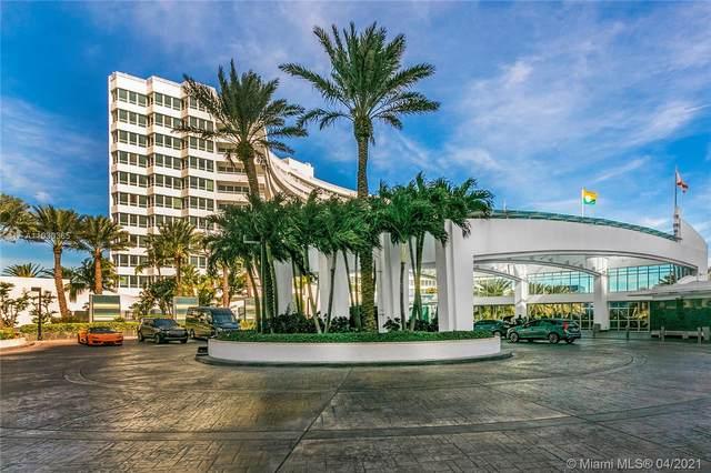 4391 Collins Av #916, Miami Beach, FL 33140 (MLS #A11030365) :: Compass FL LLC