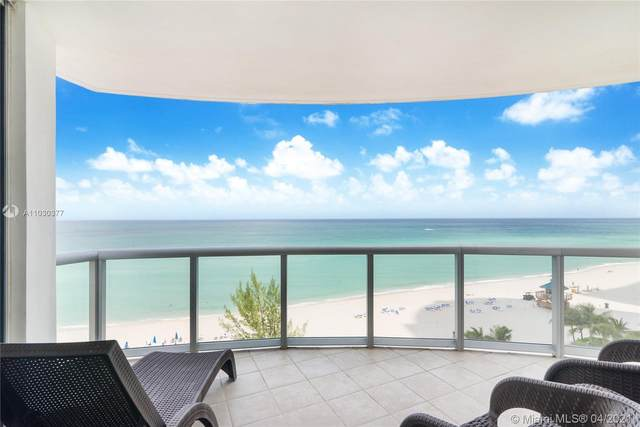 18683 Collins Ave #801, Sunny Isles Beach, FL 33160 (MLS #A11030377) :: Compass FL LLC
