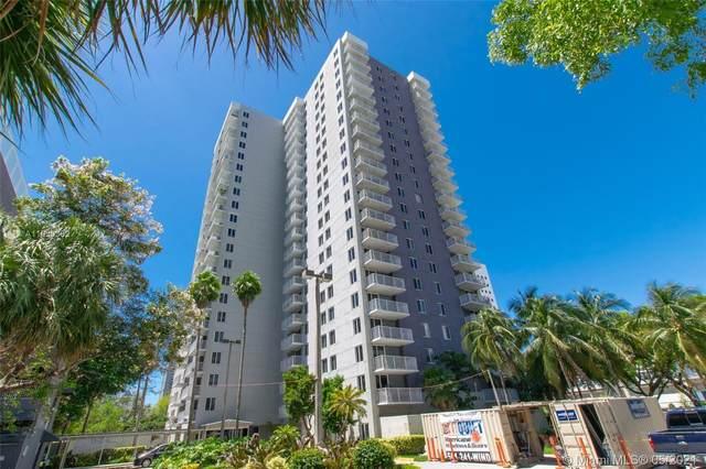 850 N Miami Ave W-2006, Miami, FL 33136 (MLS #A11030382) :: Equity Advisor Team