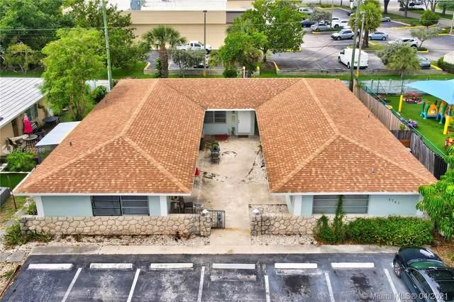4761 NE 21st Ter, Lighthouse Point, FL 33064 (#A11030398) :: Posh Properties