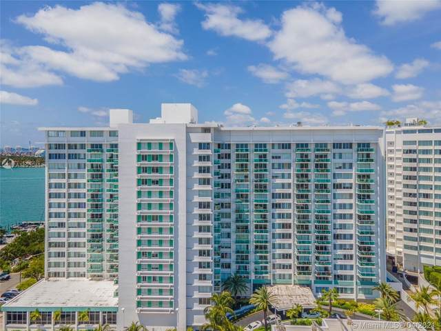 1000 West Ave #1101, Miami Beach, FL 33139 (MLS #A11030411) :: Equity Advisor Team