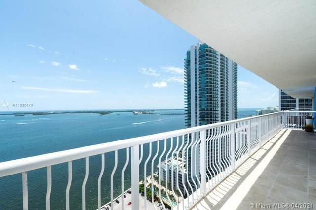 1200 Brickell Bay Dr #3302, Miami, FL 33131 (MLS #A11030478) :: Compass FL LLC