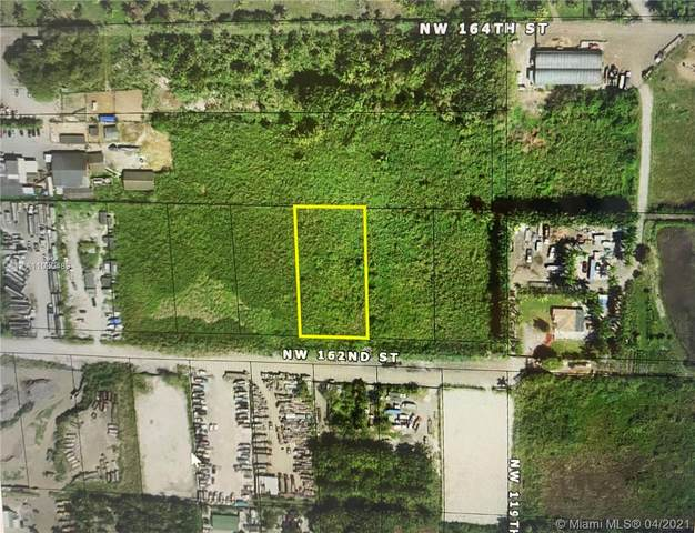 Nw 162Nd St, Hialeah, FL 33018 (MLS #A11030489) :: The Riley Smith Group