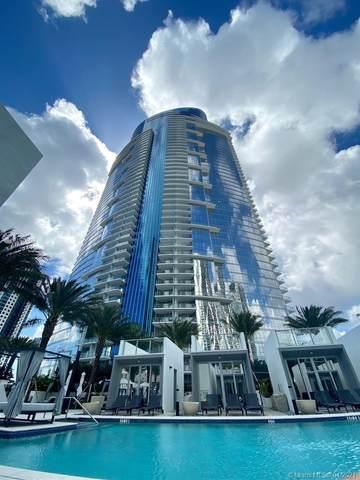 851 NE 1st Ave #3707, Miami, FL 33132 (MLS #A11030490) :: The Rose Harris Group
