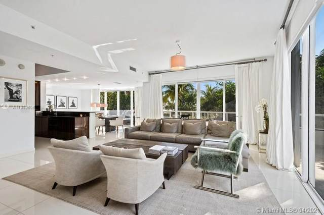 50 S Pointe Dr Twn1, Miami Beach, FL 33139 (MLS #A11030505) :: The Riley Smith Group