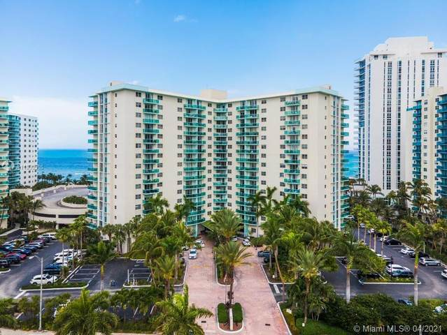 3801 S Ocean Dr 15S, Hollywood, FL 33019 (MLS #A11030516) :: Search Broward Real Estate Team