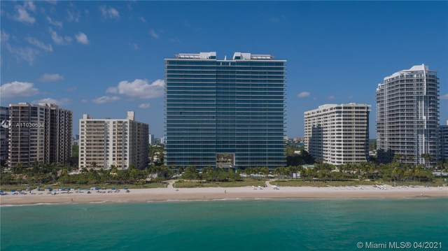 10203 Collins Ave #303, Bal Harbour, FL 33154 (MLS #A11030538) :: Carlos + Ellen