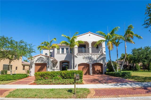 9551 Eden Manor, Parkland, FL 33076 (MLS #A11030556) :: Carlos + Ellen
