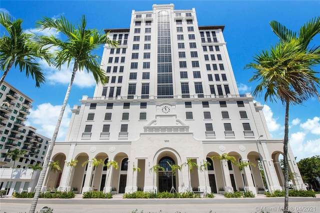 1200 Ponce De Leon Blvd 1004 - 1005, Coral Gables, FL 33134 (MLS #A11030624) :: Carole Smith Real Estate Team