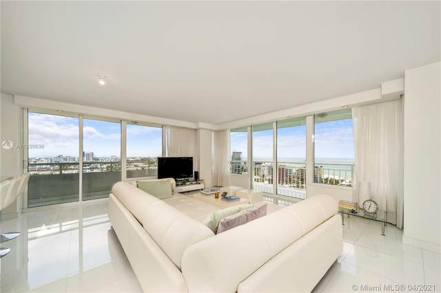 400 S Pointe Dr #1910, Miami Beach, FL 33139 (#A11030636) :: Posh Properties