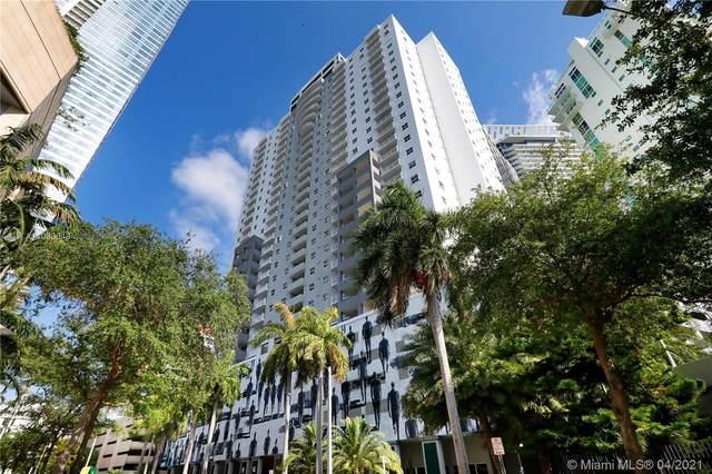 185 SE 14th Ter #613, Miami, FL 33131 (MLS #A11030648) :: The Riley Smith Group