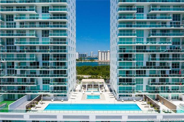 400 Sunny Isles Blvd #1617, Sunny Isles Beach, FL 33160 (MLS #A11030727) :: Carole Smith Real Estate Team
