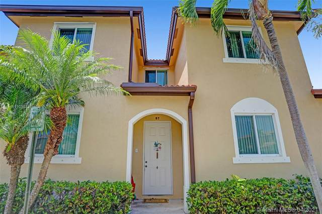 12030 SW 268th St #57, Homestead, FL 33032 (MLS #A11030737) :: Compass FL LLC