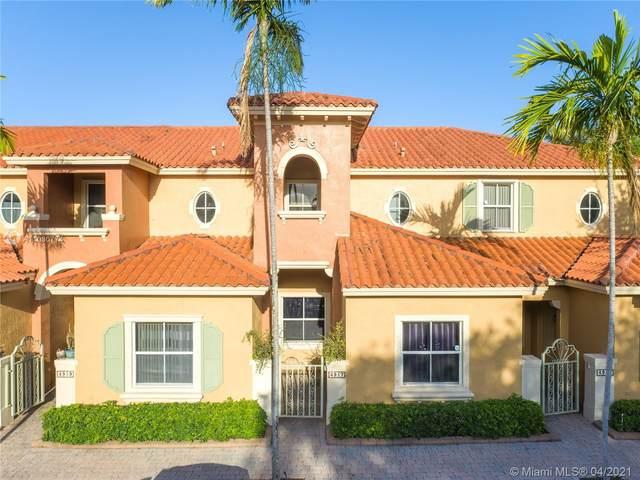 4917 Windward Way #4406, Dania Beach, FL 33312 (MLS #A11030774) :: Compass FL LLC