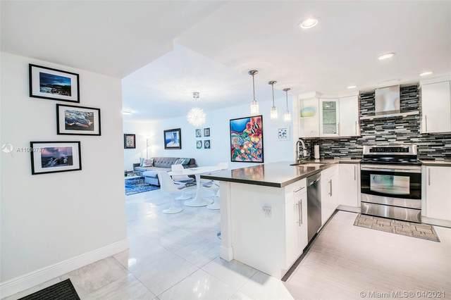 1020 Meridian Ave #209, Miami Beach, FL 33139 (MLS #A11030787) :: The Rose Harris Group