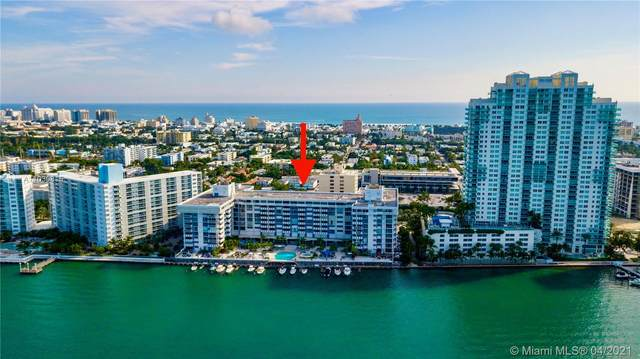 800 West Ave #335, Miami Beach, FL 33139 (MLS #A11030815) :: Re/Max PowerPro Realty