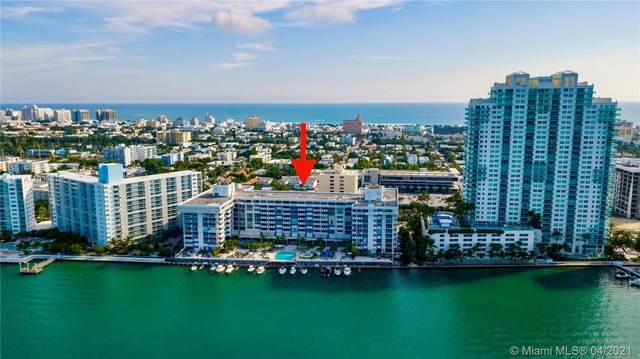 800 West Ave #335, Miami Beach, FL 33139 (MLS #A11030815) :: Team Citron