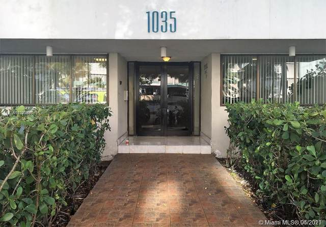 1035 West Ave #708, Miami Beach, FL 33139 (MLS #A11030845) :: The Pearl Realty Group