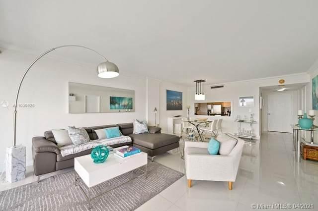155 Ocean Lane Dr #907, Key Biscayne, FL 33149 (MLS #A11030925) :: Carole Smith Real Estate Team