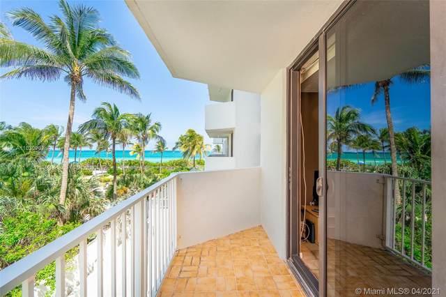4301 Collins Ave #311, Miami Beach, FL 33140 (MLS #A11030961) :: Compass FL LLC