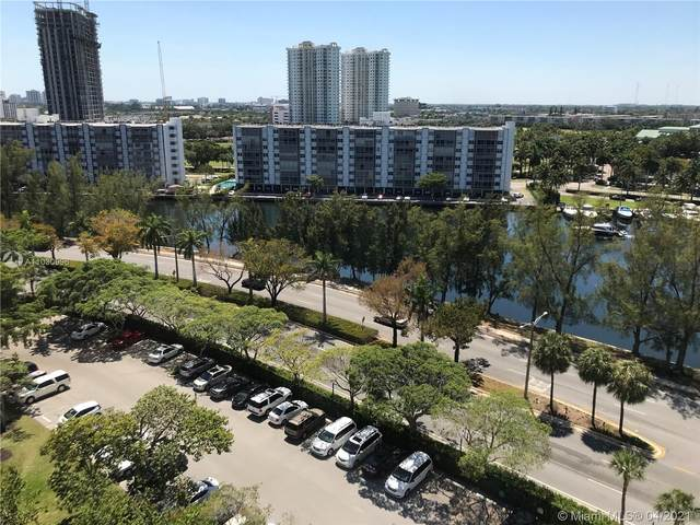 500 Three Islands Blvd #812, Hallandale Beach, FL 33009 (MLS #A11030996) :: Compass FL LLC