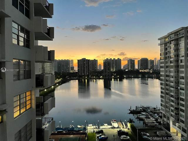2750 NE 183rd St #1401, Aventura, FL 33160 (MLS #A11031108) :: The Howland Group
