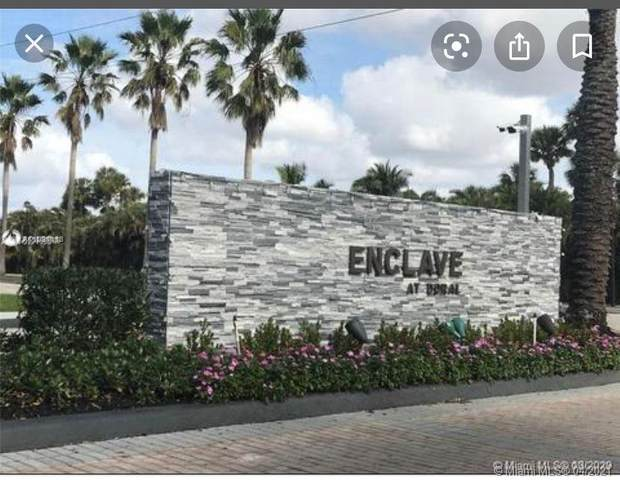 4520 NW 107th Ave 203-10, Doral, FL 33178 (MLS #A11031113) :: Equity Advisor Team