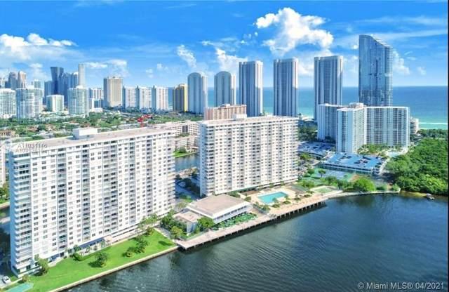 500 Bayview Dr #532, Sunny Isles Beach, FL 33160 (MLS #A11031116) :: Compass FL LLC