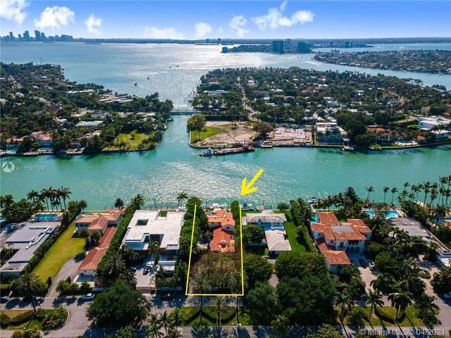 6494 Allison Rd, Miami Beach, FL 33141 (MLS #A11031129) :: Prestige Realty Group