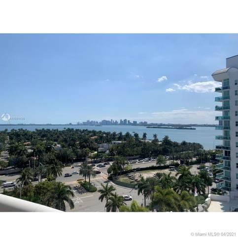 7900 Harbor Island Dr #1109, North Bay Village, FL 33141 (MLS #A11031135) :: ONE | Sotheby's International Realty