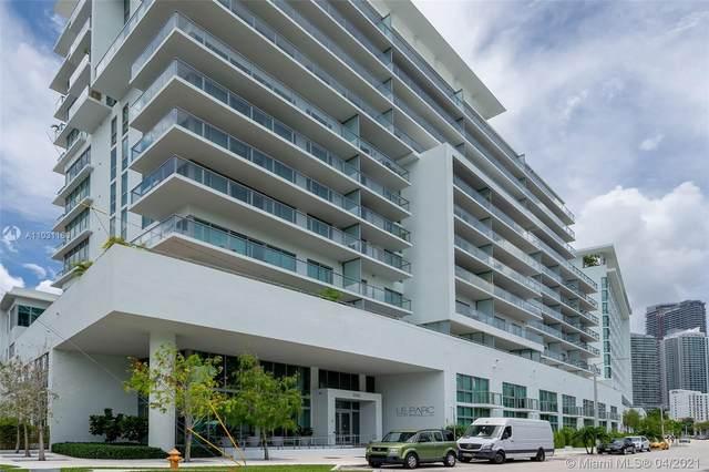 1600 SW 1st Ave #711, Miami, FL 33129 (MLS #A11031160) :: Dalton Wade Real Estate Group