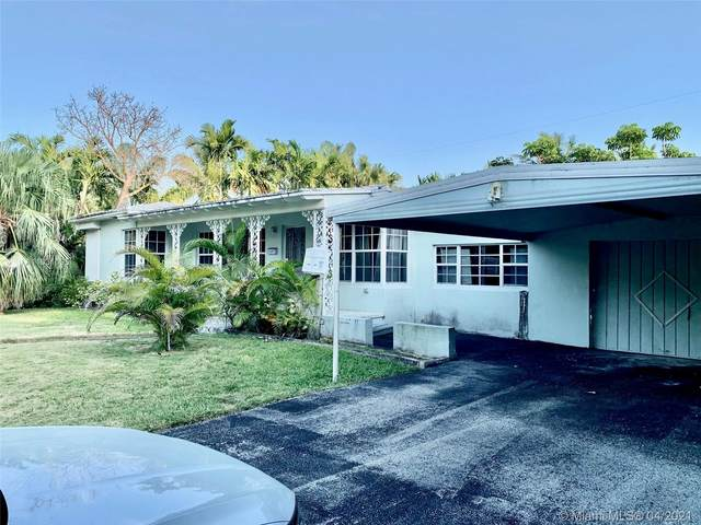 930 NE 74th St, Miami, FL 33138 (MLS #A11031195) :: Carole Smith Real Estate Team