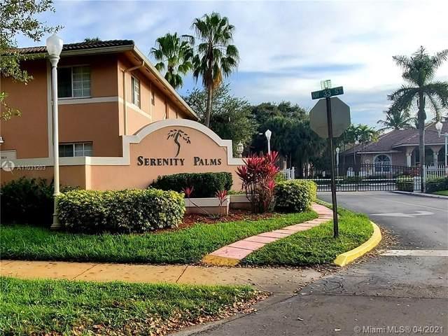 3211 Sabal Palm Mnr #204, Davie, FL 33024 (MLS #A11031203) :: The Riley Smith Group