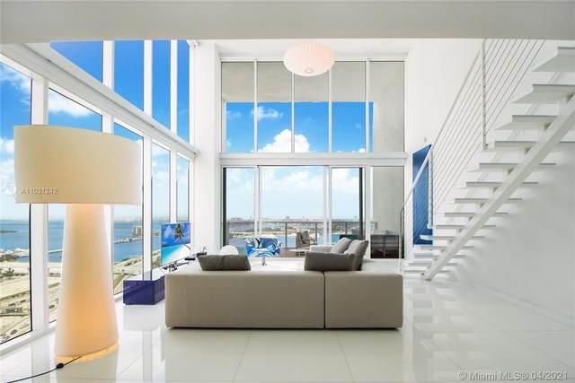 1040 Biscayne Blvd #2304, Miami, FL 33132 (MLS #A11031242) :: Compass FL LLC