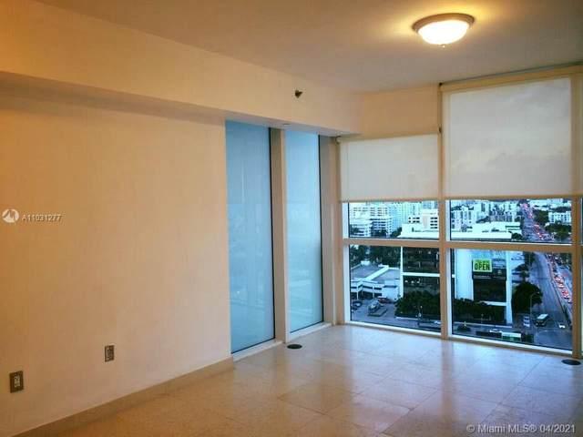 450 Alton Rd #1808, Miami Beach, FL 33139 (MLS #A11031277) :: Equity Advisor Team