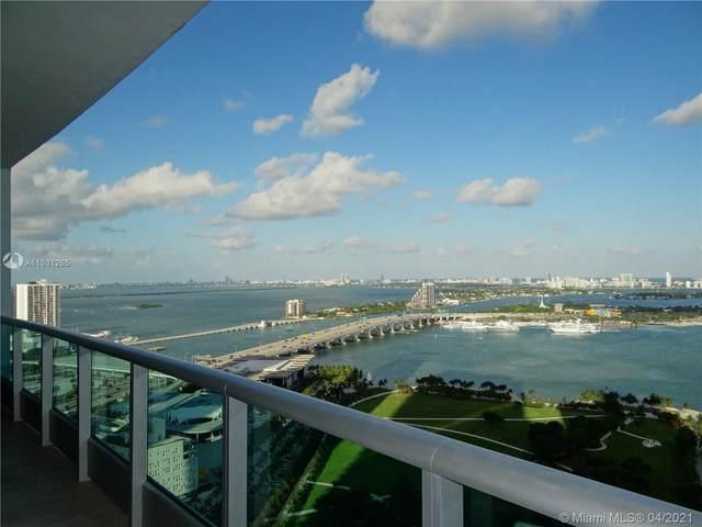 900 Biscayne Blvd #3403, Miami, FL 33132 (MLS #A11031285) :: Compass FL LLC