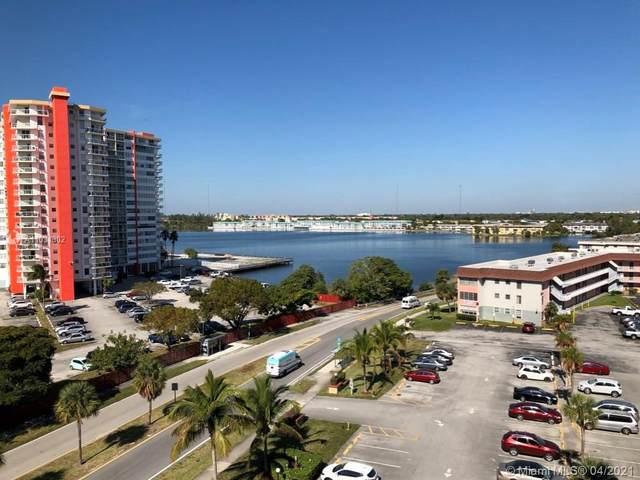1401 NE Miami Gardens Dr #894, Miami, FL 33179 (MLS #A11031302) :: The Teri Arbogast Team at Keller Williams Partners SW