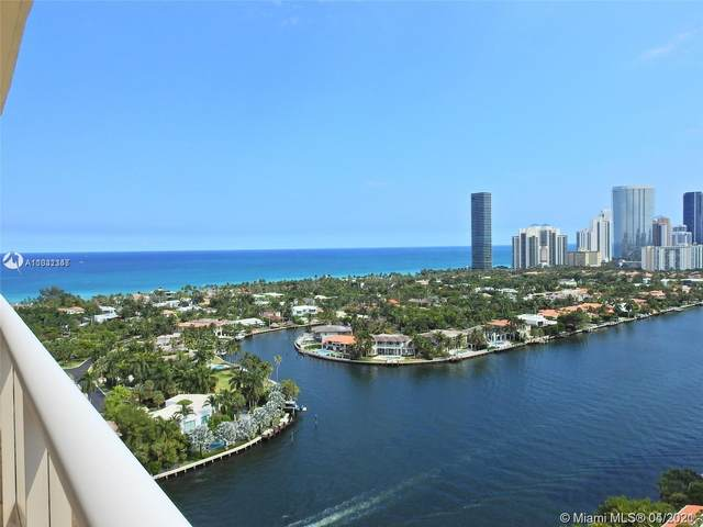20191 E Country Club Dr #2208, Aventura, FL 33180 (MLS #A11031347) :: Compass FL LLC