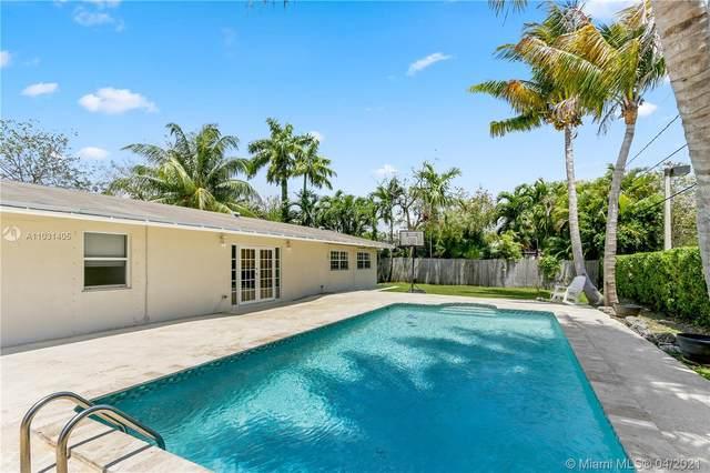 16035 SW 97th Ave, Miami, FL 33157 (MLS #A11031405) :: Carole Smith Real Estate Team