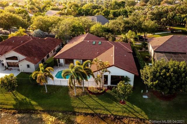 1062 Pine Branch Dr, Weston, FL 33326 (MLS #A11031416) :: Carole Smith Real Estate Team