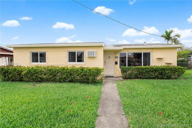 1400 SW 90th Ave, Miami, FL 33174 (MLS #A11031421) :: The Riley Smith Group